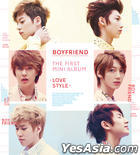 Boyfriend Mini Album Vol. 1 - Love Style (Special Edition)