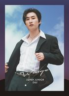 Wings  [PHOTOBOOK Eun Hyuk Ver.]  (First Press Limited Edition) (Japan Version)