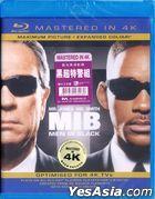 Men In Black (1997) (Blu-ray) (Mastered in 4K) (Hong Kong Version)