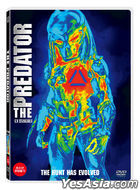The Predator (DVD) (Korea Version)