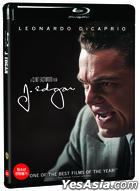 J. Edgar (Blu-ray) (Korea Version)
