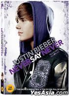Justin Bieber : Never Say Never (DVD) (Korea Version)
