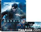 Dunkirk (2017) (Blu-ray) (Steelbook) (Hong Kong Version)