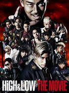 HIGH & LOW THE MOVIE (Blu-ray)(日本版)