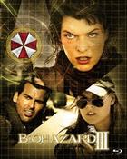 Resident Evil: Extinction (Blu-ray) (Deluxe Edition) (First Press Limited Edition) (Japan Version)