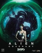 Alien: Covenant (4K Ultra HD + 2D Blu-ray) (Japan Version)