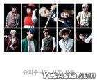 SMTOWN Pop-up Store Stardium - Super Junior - Mamacita Photo Set
