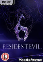 Resident Evil 6 (DVD Version)
