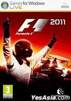 一级方程式赛车 2011 (亚洲英文版) (DVD 版)