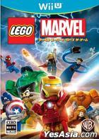 LEGO Marvel Super Heroes THE GAME (Wii U) (Japan Version)