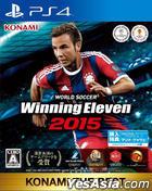 World Soccer Winning Eleven 2015 (Bargain Edition) (Japan Version)