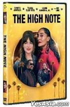 The High Note (2020) (DVD) (Hong Kong Version)