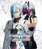 Phantasy Star Online 2: Episode Oracle Vol.6 (Blu-ray) (Normal Edition)(Japan Version)