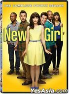 New Girl (DVD) (Ep. 1-22) (The Complete Fourth Season) (US Version)