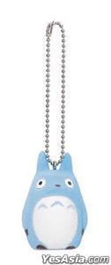 Studio Ghibli : Flocking Key Chain Medium Totoro