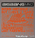 Big Bang 2nd Mini Album - Hot Issue