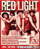 f(x) Vol. 3 - Red Light (Version B / Wild Cats) + Poster in Tube