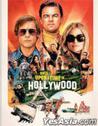 Once Upon a Time in Hollywood (2019) (DVD) (Thailand Version)
