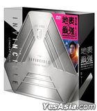 Jay Chou THE INVINCIBLE Concert Tour (DVD)