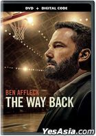 The Way Back (2020) (DVD + Digital Code) (US Version)