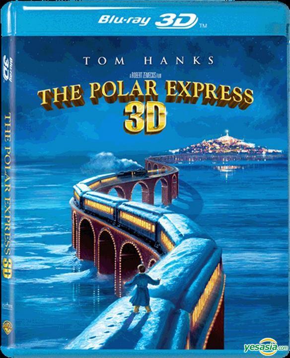 Yesasia The Polar Express 2004 Blu Ray 3d Hong Kong Version Blu Ray Robert Zemeckis Tom Hanks Warner Hk Western World Movies Videos Free Shipping North America Site