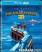 The Polar Express (2004) (Blu-ray) (3D) (Hong Kong Version)