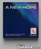 AB6IX EP Album Vol. 3 Repackage - SALUTE : A NEW HOPE (NEW Version) + Poster in Tube (NEW Version)