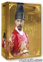 The King & I Vol. 3 of 3 (DVD) (End) (English Subtitled) (SBS TV Drama) (US Version)