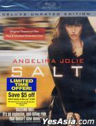 Salt (2010) (Blu-ray) (US Version)