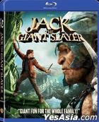 Jack The Giant Slayer (2013) (Blu-ray) (Hong Kong Version)