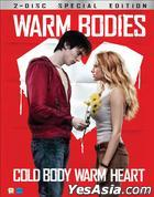 Warm Bodies (2013) (DVD) (2-Disc Special Edition) (Hong Kong Version)