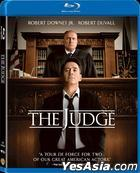The Judge (2014) (Blu-ray) (Hong Kong Version)