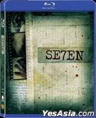 Se7en (Blu-ray) (Deltamac Version) (Hong Kong Version)