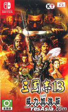 History of The Three Kingdoms 13 with Power Up Kit (Asian Chinese Version)
