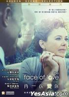 The Face Of Love (2013) (DVD) (Hong Kong Version)