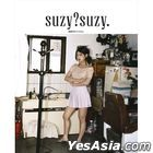 miss A : Suzy Photobook - SUZY?SUZY (Cover B) + Poster in Tube (Cover B)