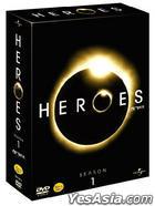 Heroes - Season 1 (DVD) (Korea Version)