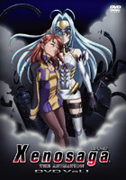Xenosaga The Animation Vol.1 (Japan Version)