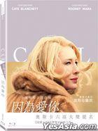 Carol (2015) (Blu-ray) (Taiwan Version)