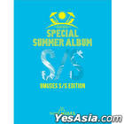 Nine Muses Special Summer Album - 9Muses S/S Edition (CD + Photobook) + Poster in Tube