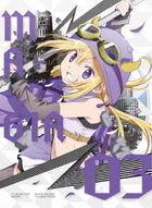 Magia Record: Puella Magi Madoka Magica Side Story  Vol.3 (DVD) (Japan Version)