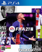 FIFA 21 (Normal Edition) (Japan Version)
