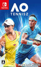 AO Tennis 2 (Japan Version)