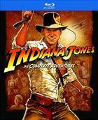 Indiana Jones Quadrilogy (Blu-ray) (Japan Version)