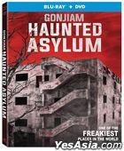 Gonjiam: Haunted Asylum (2018) (Blu-ray + DVD) (US Version)