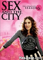 Sex And The City (Season 6) (Vol. 1-20) (End) (Taiwan Version)