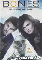 Bones (DVD) (Ep. 1-23) (The Complete Sixth Season) (US Version)