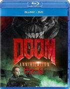 Doom: Annihilation (Blu-ray + DVD Set) (Japan Version)