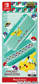 Nintendo Switch Lite Pokemon Slim Hard Case (Japan Version)