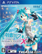 Hatsune Miku Project DIVA X (Japan Version)